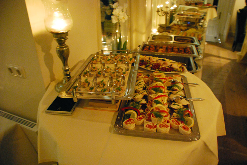 borrel buffet