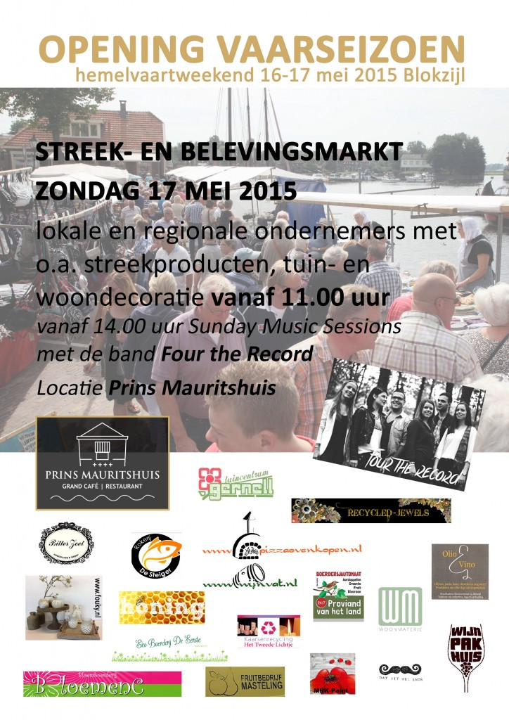 streekmarkt poster