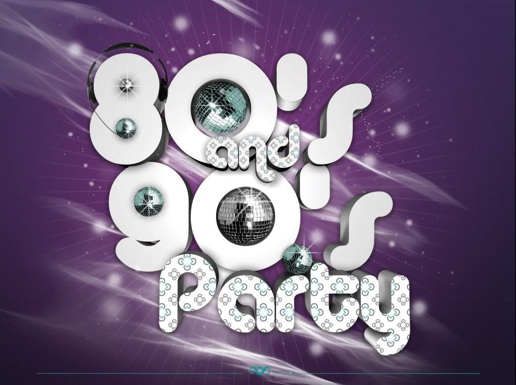 Back To The 80s Amp 90 S Met Dj Jos Ter Horst Prins